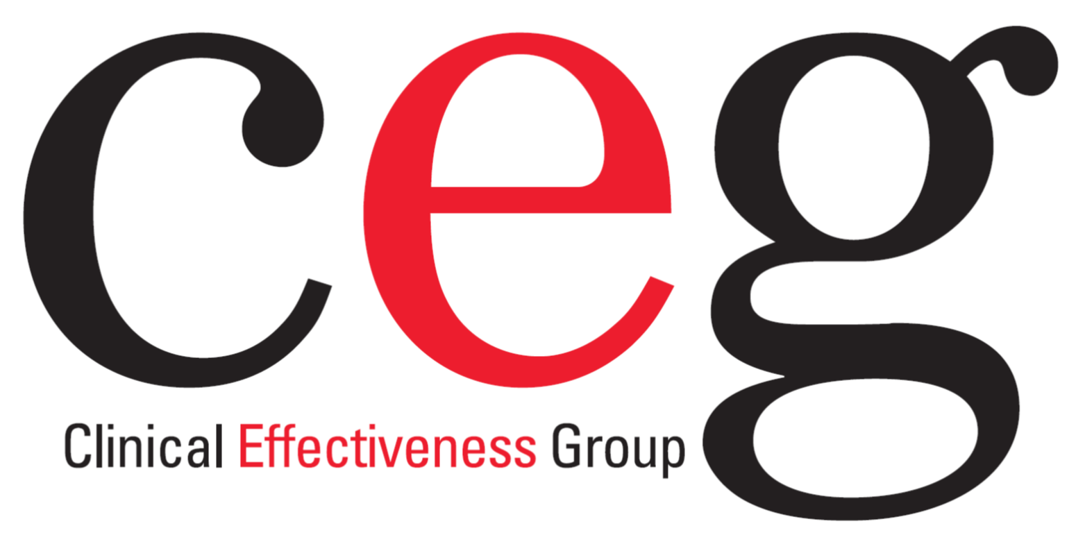 Clinical Effectiveness Group logo