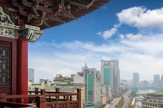 New programme: BSc Business Management with Chinese and a Year Abroad