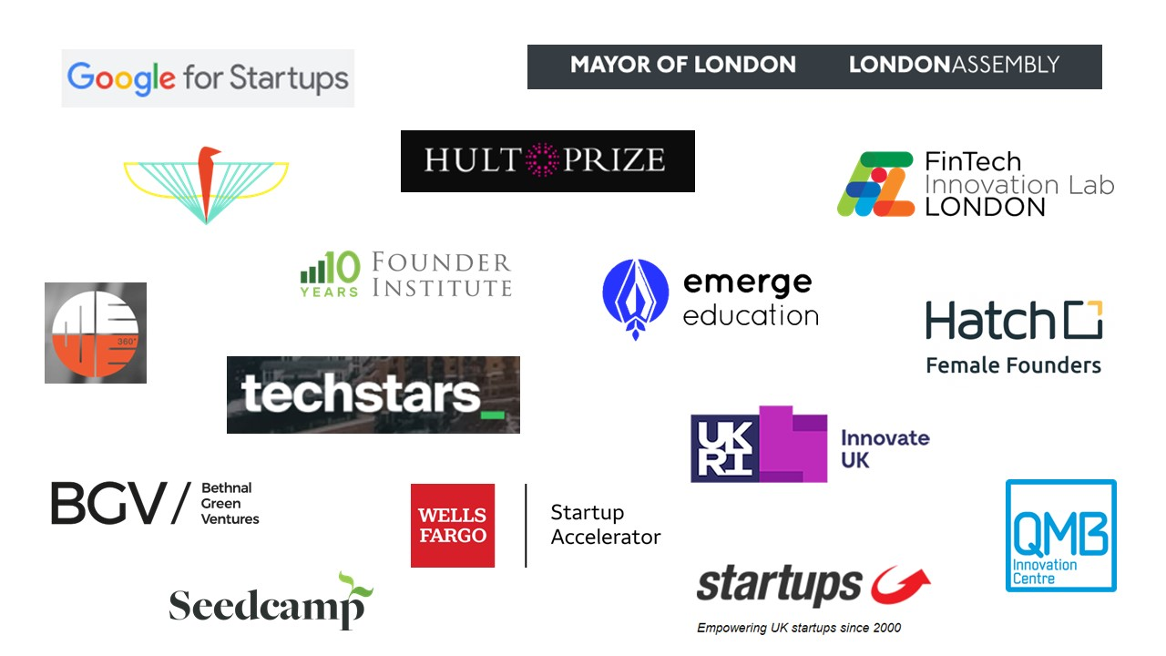 Incubators in London