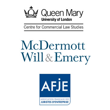 CCLS McDermot Will and Emery AFJE logos