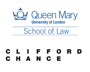 School of Law and Clifford Chance logos