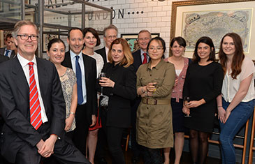 Insurance Law Institute annual reception 2015