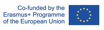 Co-Funded by the Erasmus+ Programme of the European Union logo