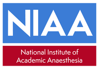 National Institute of Academic Anaesthesia logo