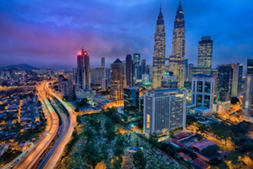 Kuala Lumpur in Malaysia is destination to human geographers on a brand new third-year field trip in the School of Geography.