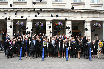 QMUL Geography class of 2015
