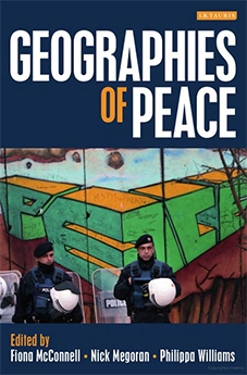Geographies of Peace book cover