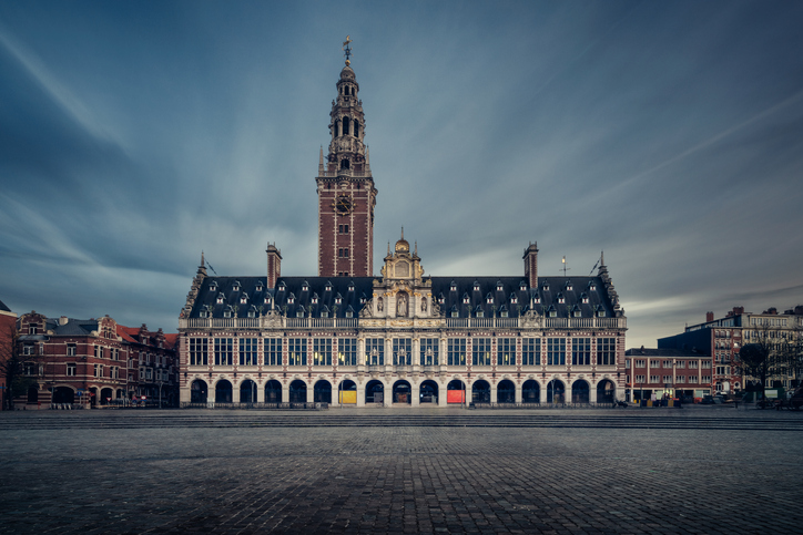 The KU Leuven Library, Leuven, Belgium
