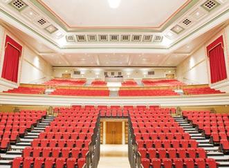 Great Hall Auditorium