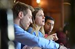 LLM Students at Cumberland Lodge