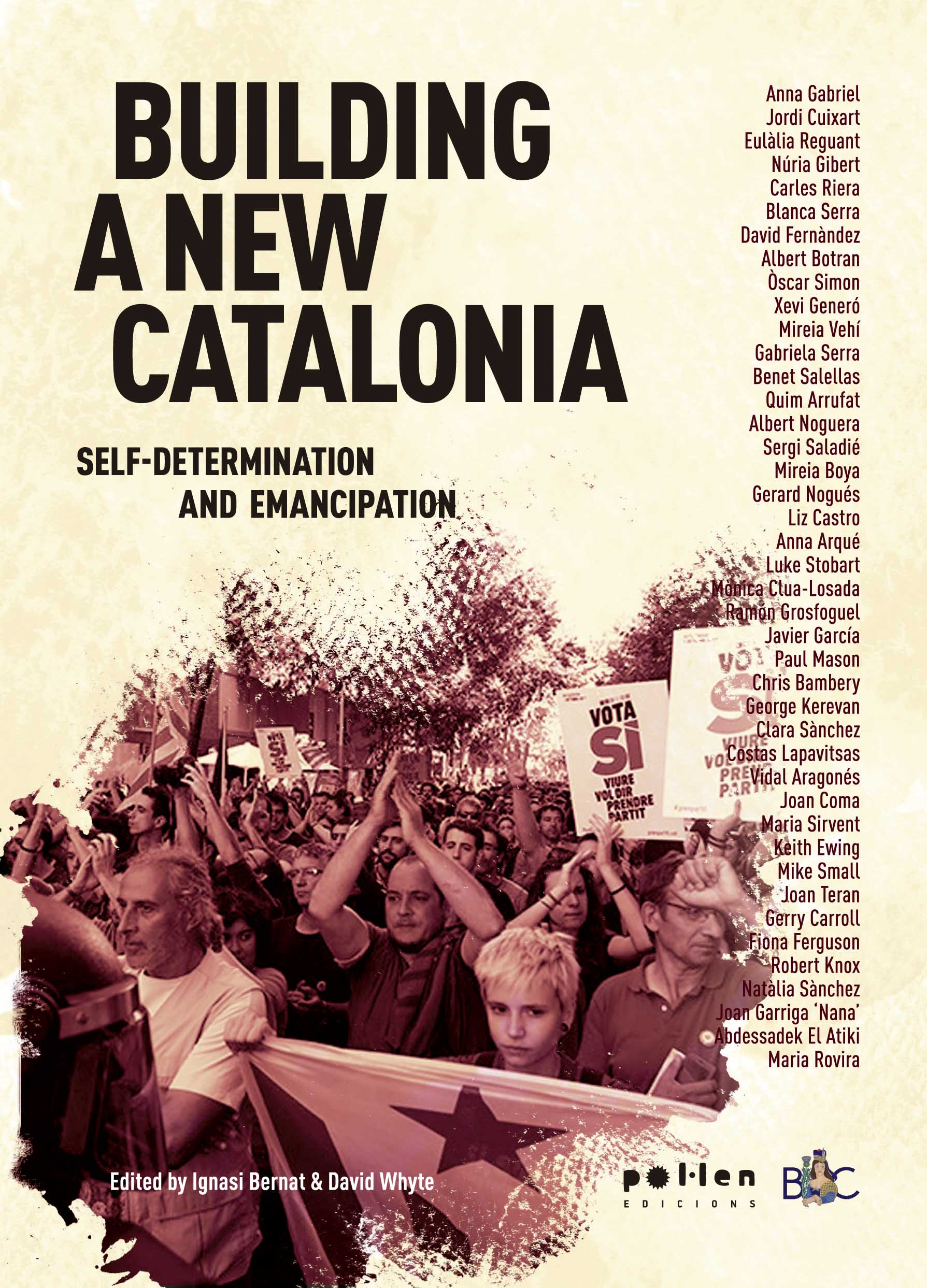 Building a New Catalonia book cover