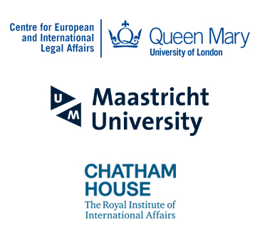 CEILA Chatham House Maastricht University logos