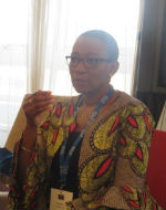 Speaker at the International Courts and the African Woman Judge: Unveiled Narratives Book Launch