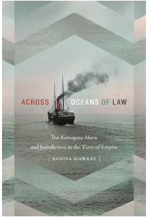 Across Oceans of the Law book cover