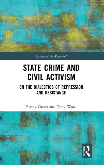 Book cover for State Crime and Civil Activism