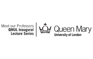 QMUL Meet our Professors Logo