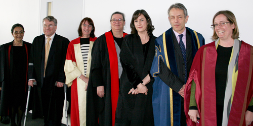 Professor Lizzie Barmes' Inaugural Lecture 2012