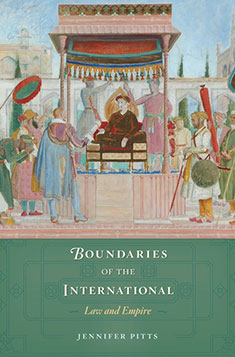 Boundaries of the International book cover