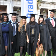 Queen Mary Law Graduation 2010