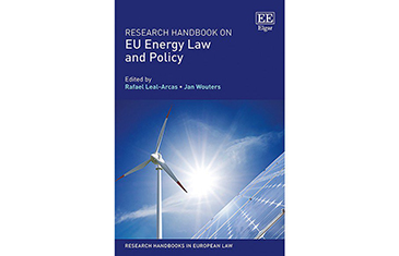Cover of Research Handbook on EU energy law and policy