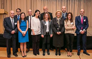 Greek Alumni Event Speakers