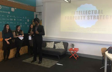 Intellectual Property Law and Licensing for early stage startups at EdSpace