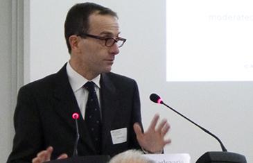 Andrea Carlevaris, Secretary General, ICC International Court of Arbitration, Paris