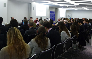 The Application of the Law by Arbitrators event