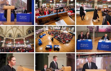 George Hinde Moot Final 2014