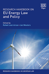 Cover for the Research Handbook on EU Energy Law and Policy