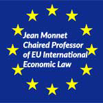 with the financial support of the Erasmus+ Program of the European Union, which funded my Jean Monnet Chair in EU International Economic Law (project number 575061-EPP-1-2016-1-UK-EPPJMO-CHAIR).