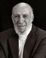 Profile image for Richard Falk in black and white
