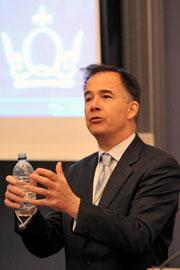 Sean Hagan, IMF