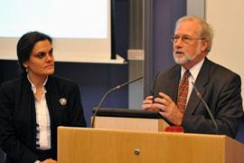 Professor Lastra and Dr Huertas
