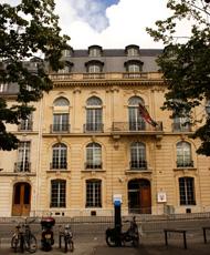 University of London Institute in Paris building