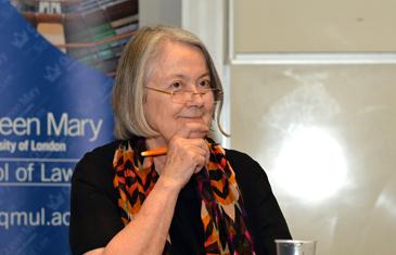 LEAD launch - Baroness Brenda Hale