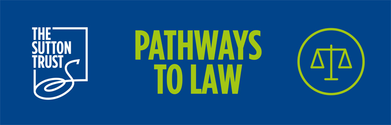 Pathways to Law banner