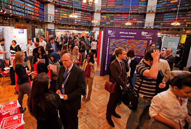 QM Law Careers Fair at Queen Mary