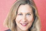 Profile image of Geraldine Van Bueren on a pink background