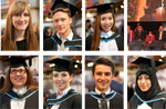 Gallery image of the Law Summer Graduation and Prize Winners 2012