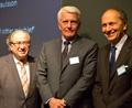 Prof Julian Lew QC, Prof Jan Paulsson and Sir Bernard Rix