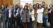 LLM in Paris students and Dr Maxi Scherer