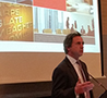 Corporate Finance Law guest lecturer Michael Hatchard Skadden Arps
