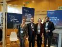 L to R: Christiana HJI Panayi, Bernard Schneider, Joy Svasti-Salee and Yavuz Sonmez.at the IFA Congress