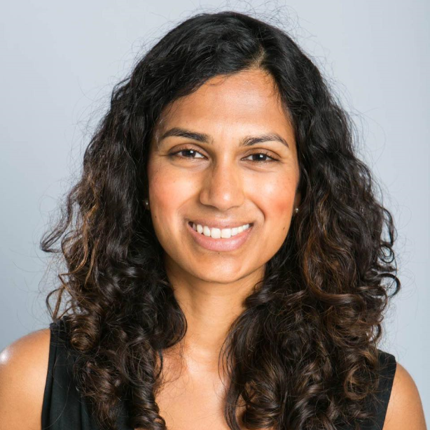 Headshot of alumna Shivani Reddy