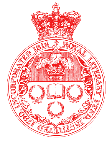 The logo of the Royal Literary Fund