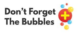 Don't Forget The Bubbles logo