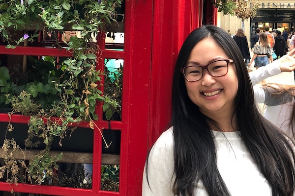 Beatriz Isabel Ho Zhang, MSc. In Development and International Business, 2018