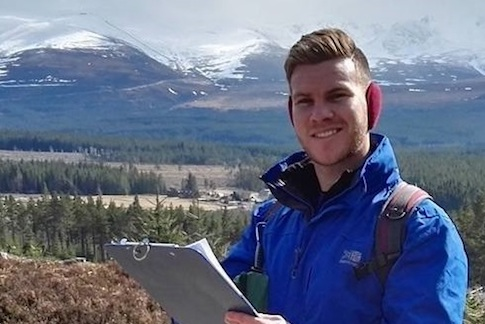 Jason Lynch, Environmental Science by Research MSc, 2019