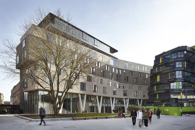 Our new Graduate Centre on Mile End campus